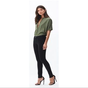 COH Ava black jeans